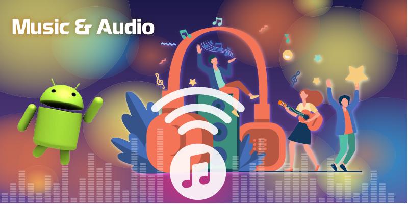 Music & Audio Apps MOD APK