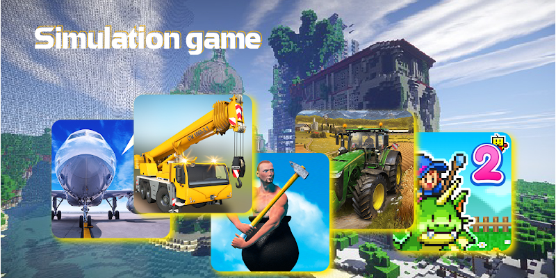 Simulation Games MOD APK