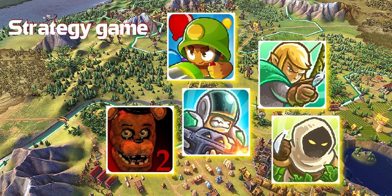 Strategy Games MOD APK