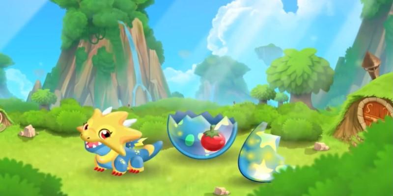 dragon city game play