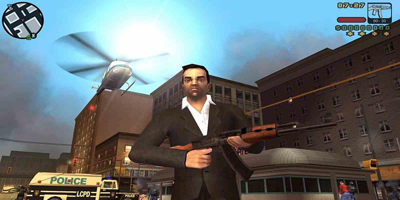 About GTA: Liberty City Stories