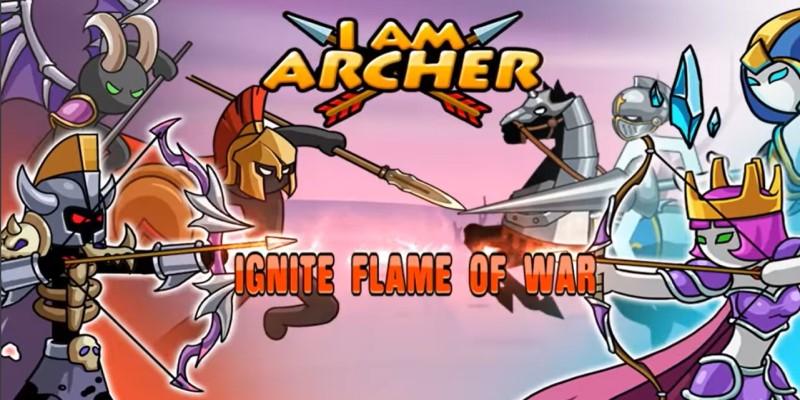 I Am Archer mod