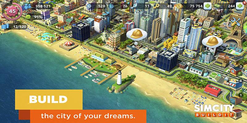 Định hình thành phố của bạn một cách hợp lý