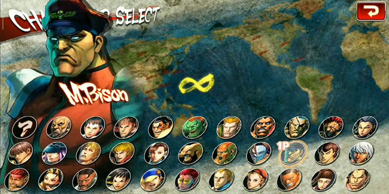 street fighter iv champion edition mod apk