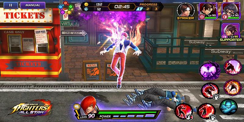 Best Fighting Game for Mobile Platform
