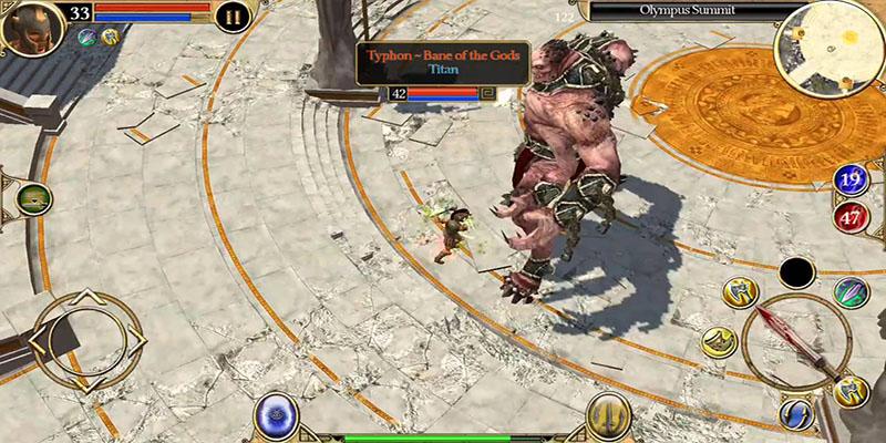 Storyline of Titan Quest: Legendary Edition