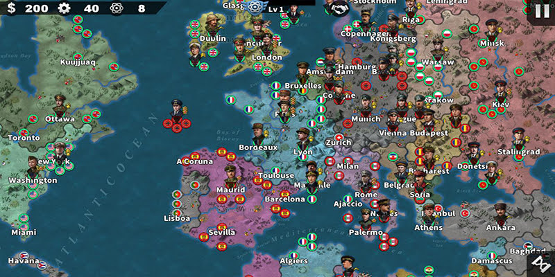 Free World Conqueror 4 MOD APK to Download for Android