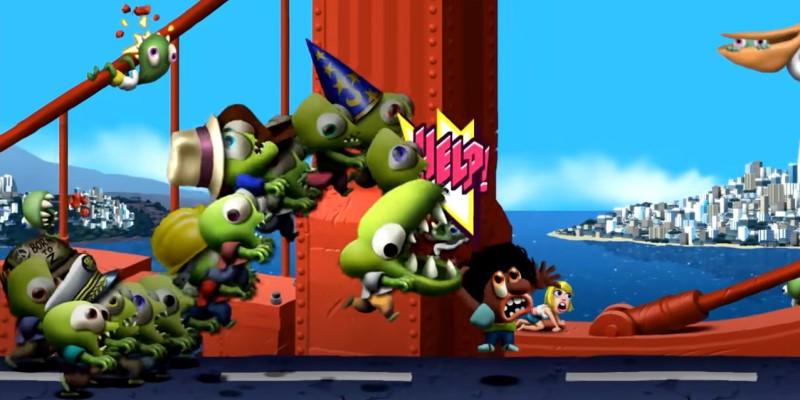 zombie tsunami game play