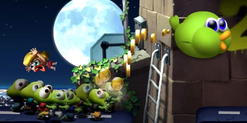 zombie tsunami in game graphics